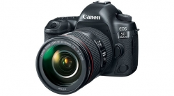 Canon EOS 5D Mark IV and Sections with Sidebar